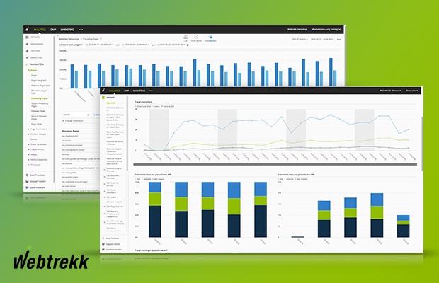 Webtrekk Analytics