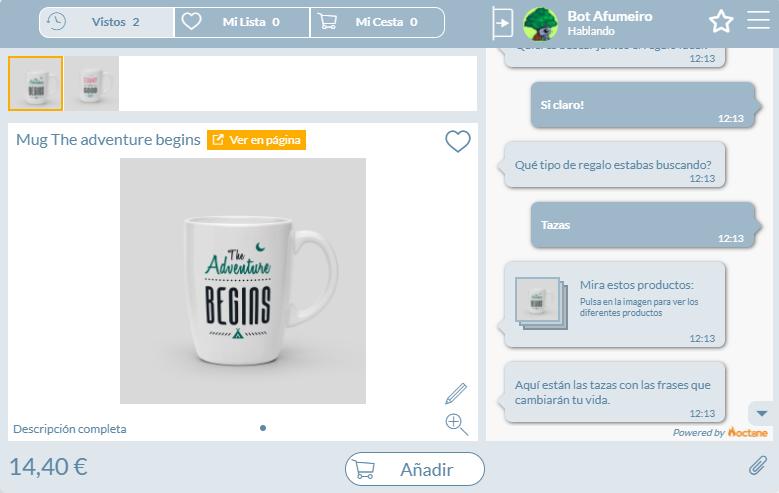 estate web chatbot